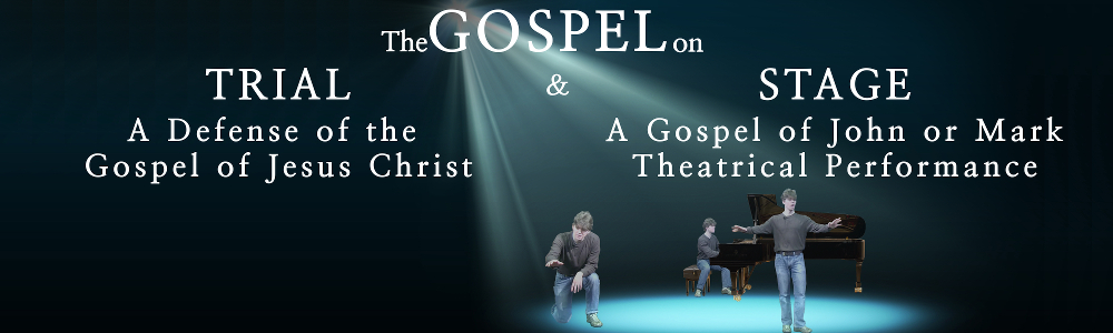 Gospel on Trial and Stage